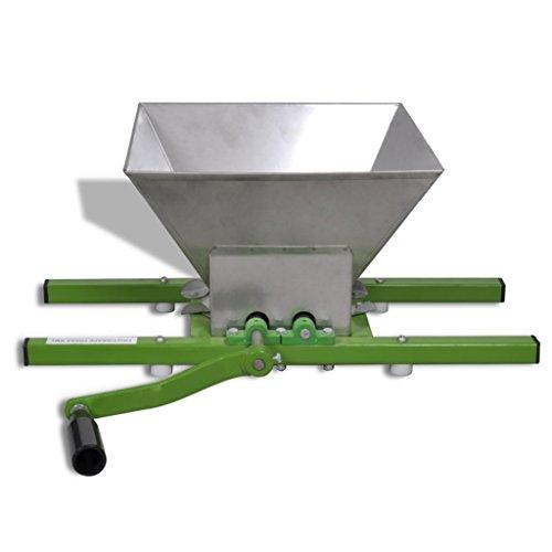 High Quality Fruit Crusher Apple Wine Cider Juice Press 7L 7Litres