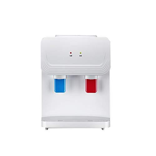 H&LY Desk Type Cold Warm Hot Electric Water Dispenser Mini Energy Saving Hot Water Boiling Icy Freezer Machine Tea Coffee Bar Helper,250 * 265 * 360Mm