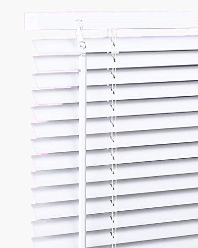 Home In Style New PVC Venetian VENETIAN BLND Blinds Window Blinds Shutter for Privacy Home Office Blind Trimmable (White, 180 X 213)