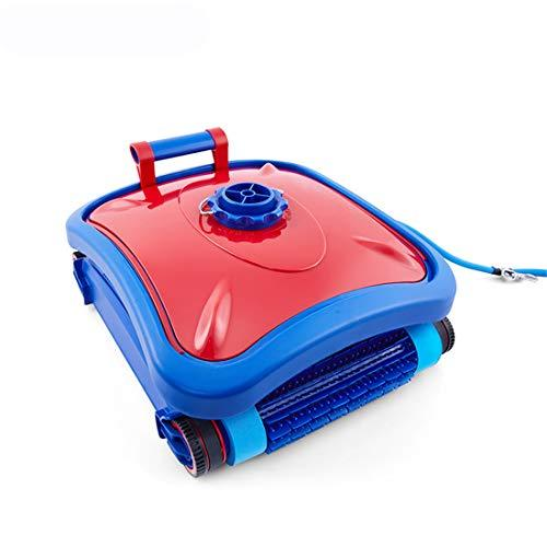 Homeure Automatic Robotic Pool Cleaner Suction Vacuum-Generic Climb Wall Pool-Cleaning Range 240m²
