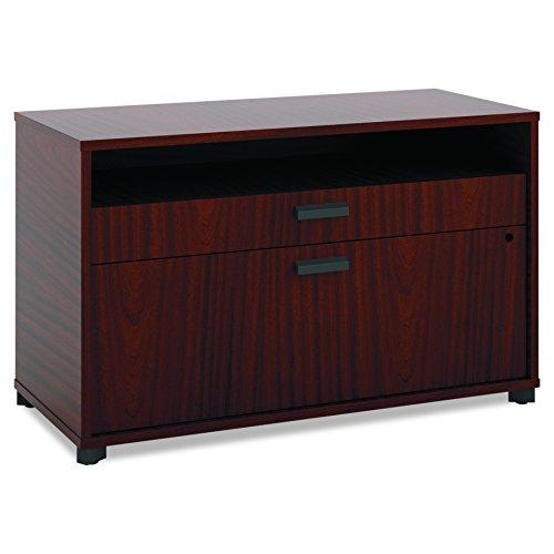 Hon The Company BSXMG36FDC1A1 Manage File Center 1 Shelf/ 2 Drawers, 36-Inch, Chestnut