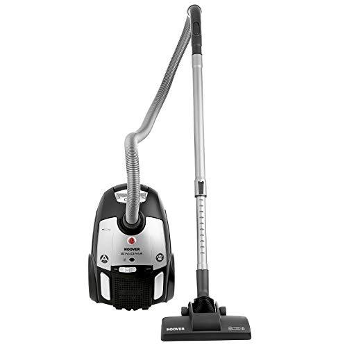 Hoover Enigma Reach Bagged Cylinder Vacuum Cleaner.