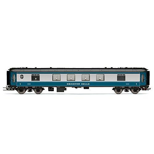 Hornby 00 Gauge 274mm 1st Class Brighton Belle Car Pullman Trailer No.1 Coach Model
