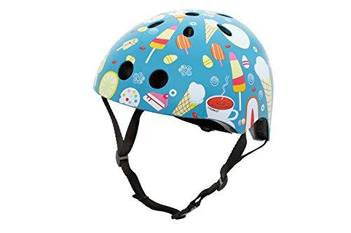 Hornit Mini Lids Multi-Sport Helmet with rear light | CPSC Certified for Biking, Skateboarding, and Skating | Fully adjustable for comfort and safety