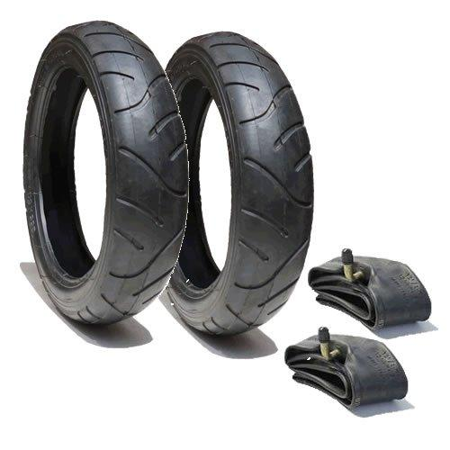 Hota Mothercare Xcursion Pushchair Tyre and Tube Set - Size 255 x 50
