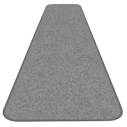 House, Home and More - Outdoor Carpet Runner - Gray - 3' x 15'