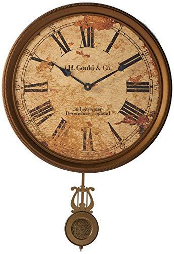 Howard Miller 620-441 J.H. Gould & Co. III Wall Clock by