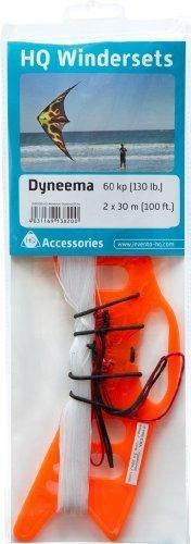 HQ Kites and Designs 12060085 HQ Winder Set Dyneema Kite