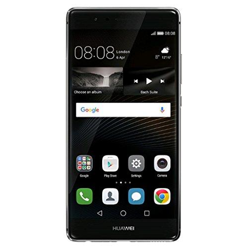 "HUAWEI P9 32GB 5.2"" 12MP SIM-Free Smartphone in Titanium Grey - Handset Only"