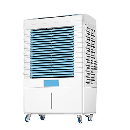 Humidifier JL Mobile Cooling Fan Industrial Air-conditioning Fan Internet Cafe Water-cooled Air-conditioning Fan Single Cold Household Commercial Refrigeration Fan Small Air Conditioner (Size : B)