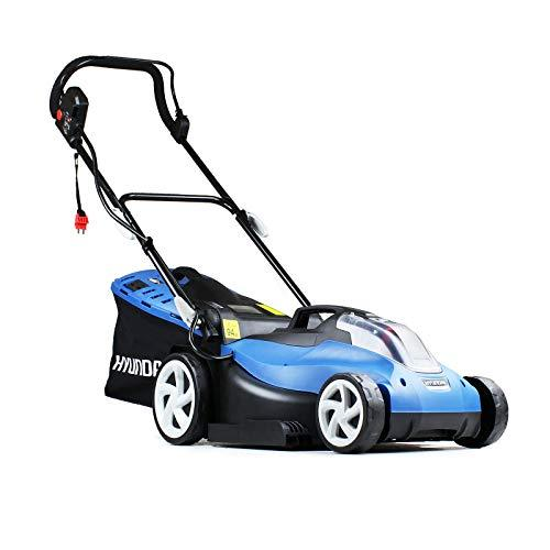 Hyundai HYM60LI420-BARE 60V Lithium Ion Cordless Battery Powered Roller Lawn Mower (Battery & Charger Not Included)