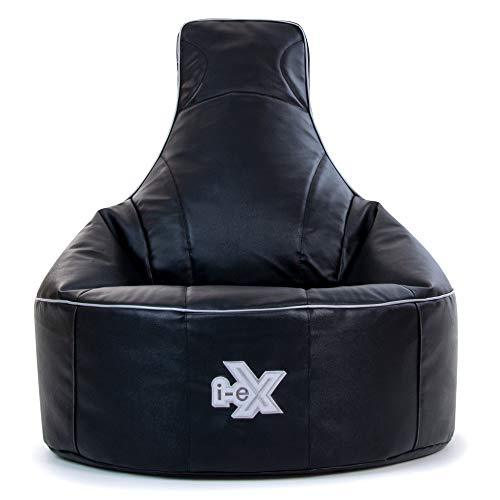 I EX® Rookie Gaming Chair  Faux Leather   Kids Gaming Bean Bag