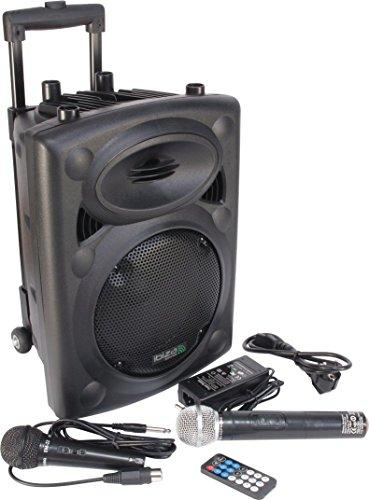 ibiza sound PORT8VHF-BT Portable PA Speaker System