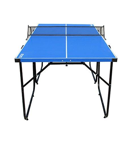 Ifoyo 6 Feet Table Tennis Ping Pong Table Top With Folding Legs And Ne U2013  High Quality Store