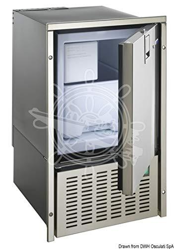 Indel - Isotherm Icemaker White Ice 230 V inox