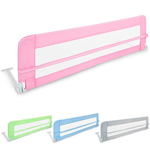 Infantastic Foldable bed rail (102 / 42cm - 150/42cm) | in size and color choice | Bed guards, Baby bed rails, Baby bed rails grating, Fall protection