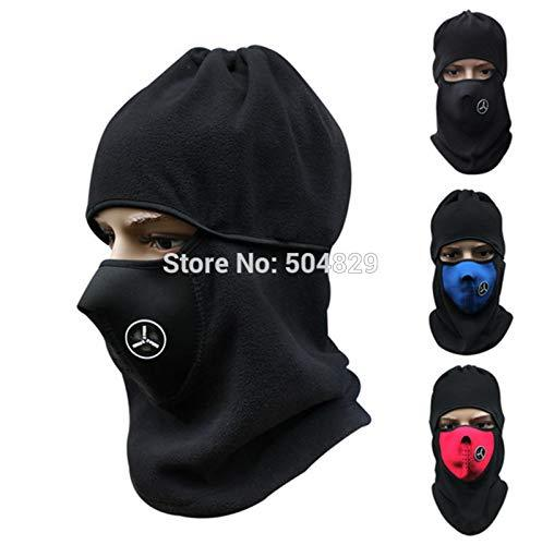 INFIKNIGHT INF Wholesale 200pcs Cycling Windproof Helmet Cap Motorcycle Face Mask hat Cover For Sports Bicycle Thermal Fleece Balaclava Hat