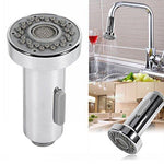 +ing Replacement Chrome Finish Spray Head Nozzle Kitchen Bathroom Faucet