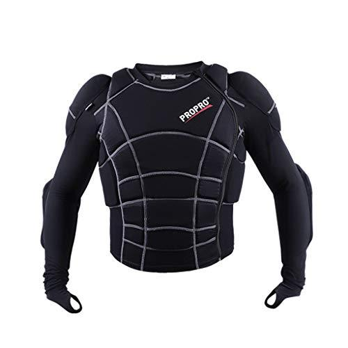INOOY Ski Armor Clothing Ski Safety Gear Breathable Multi-function Shatter-resistant Armor Motorcycle Body Armor
