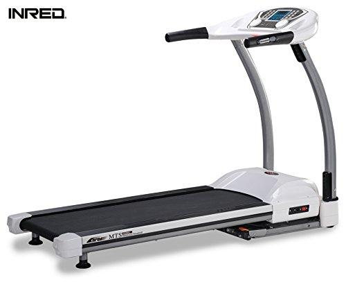 INRED MTS 5000L New LCD MP3 USB Foldable Treadmill Fitness Home Quiet Running