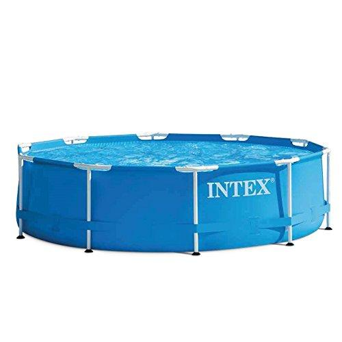 Intex Metal Frame Pool – Removable – High Quality Store