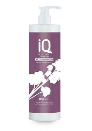 IQ Intelligent Haircare No Yellow Shampoo 1000 ml