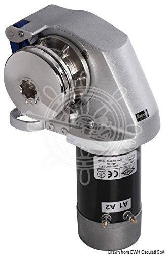 Italwinch Obi windlass 1500 W - 12 V with drum 10 mm gypsy
