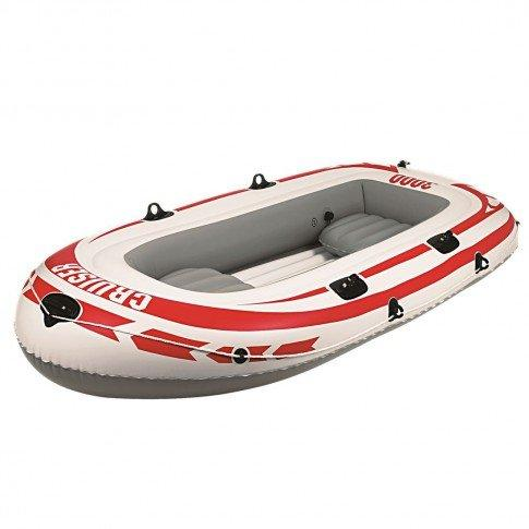 Jilong Cruiser 3000 - inflatable rowing boat, with 265kg load capacity, inflatable boat dimensions 252x125x40 cm