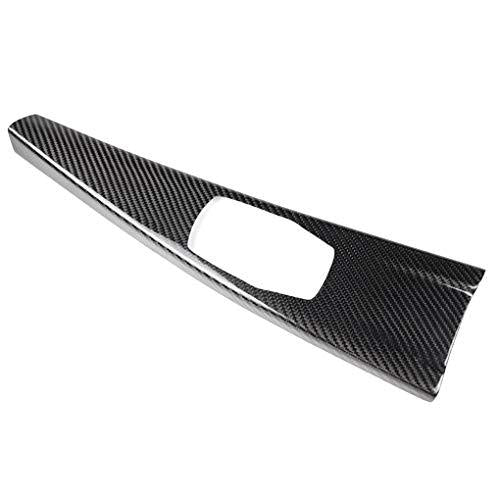 JinzukeCarbon Fiber Multimedia Button Panel Cover Trim Sticker Replacement For BMW F30 F34 F32 F36