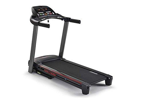 Johnson Treadmill 6.0 T Running Gym Black