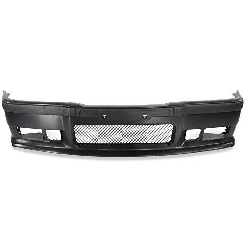 JOM 5111415-2JOM Front bumper ins sports design with removeabel racing grid and spoiler