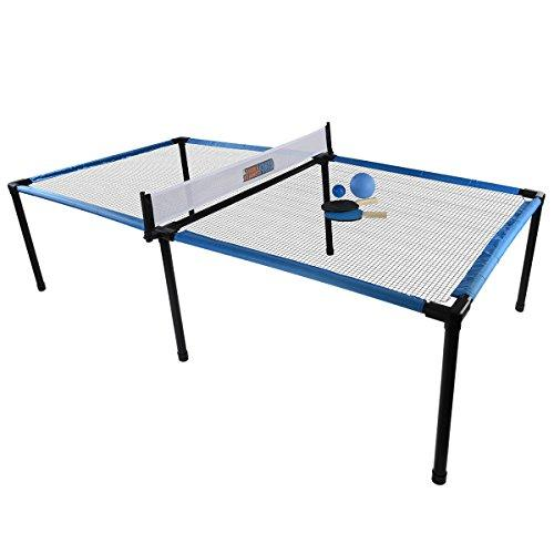 JumpStar Sports Table Tennis Air Volleyball Indoor Outdoor Portable Spider Ball Garden Game