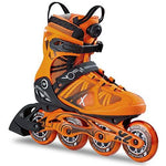 K2 Vo2 90 Boa M Men's Inline Skates, Men, Vo2 90 BOA M, Orange, UK 5