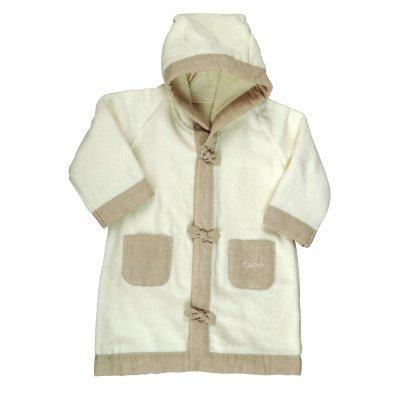 Kaloo Dragee Linen Bathrobe - 18-36 months