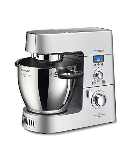 Kenwood KM096 food processor - food processors (Silver, Stainless steel, Aluminium, Stainless steel)