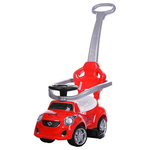 Keraiz Baby Walker Ride on Push Along Cute Car with Parent Handle 3 Color