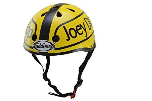 Kiddimoto Men's Small Hero Kinder Joey Dunlop Helmet, Multicoloured, 48-52cm cm
