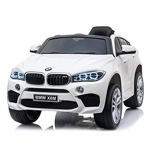 Kikioo Toys Meercceedes Licensed 12V Motor*2 Electric Ride On Car for Kids Available Parental Remote Control& B/0 (Battery Operate) Mode, MP3 Front Light, with Wheels Suspension,Safety Seat Belt Red