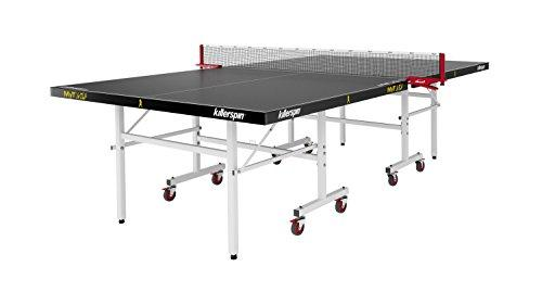 ... Killerspin MyT Wild Tennis Table   Black Foldable Outdoor Waterproof  Ping Pong Table ...