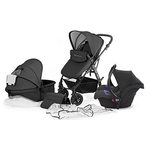 Kinderkraft Moov Travel System And 2nd Stage Car Seat