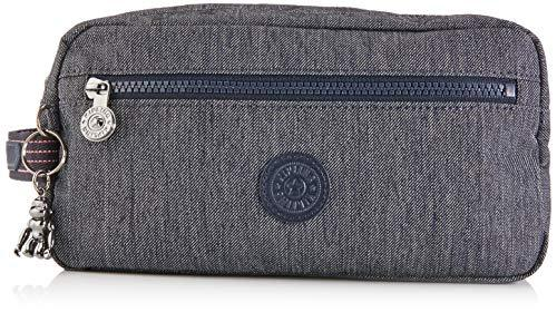 Kipling AGOT Toiletry Bag, 26 cm, 3 liters, Blue (Active Denim)