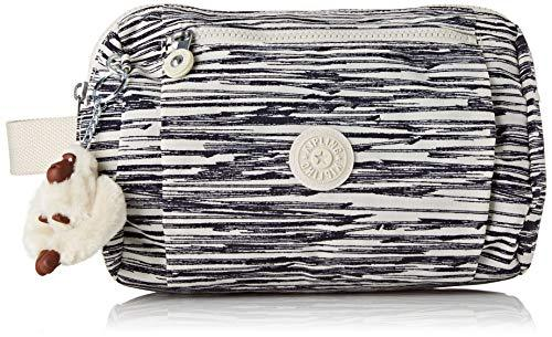Kipling ANIKI Toiletry Bag, 24 cm, 4.5 liters, Multicolour (Scribble lines)