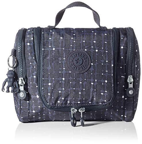 Kipling Basic 21cm Toiletry Bag, Tile Print (Multicolour) - KI390355Q