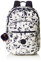 d99c781a9a Kipling CLAS Seoul School Backpack, 45 cm, 25 liters, Multicolour (Colab  Print