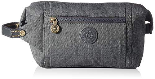 Kipling PEPPERY Toiletry Bag, 28 cm, 3 liters, Black (Black Indigo)