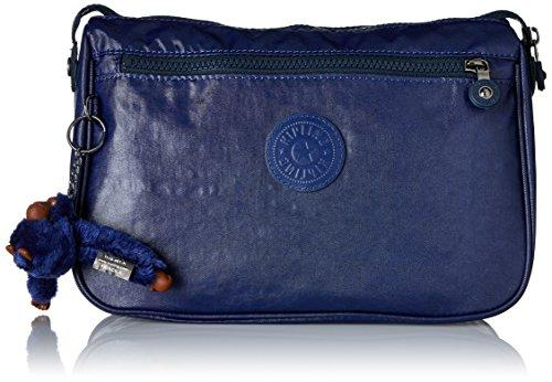 Kipling - PUPPY - Medium Toiletry Bag - Lacquer Indigo - (Purple)