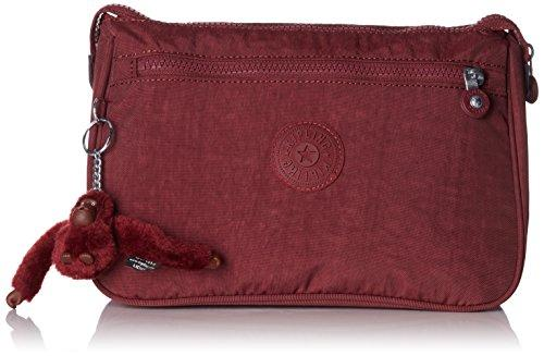 Kipling PUPPY Toiletry Bag, 27 cm, 4 liters, Brown (Burnt Carmine M)