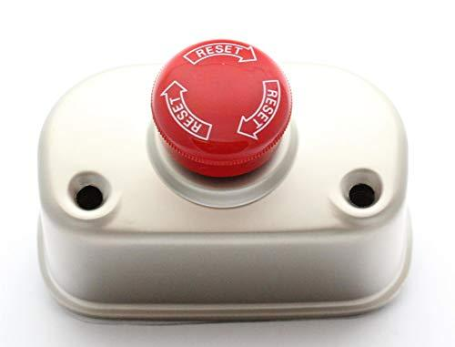 KitchenAid 7qt (6.9l) Stand Mixer Emergency Red Stop Button/Knob Module
