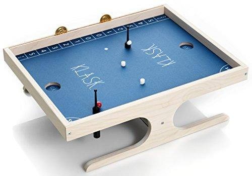 Klask - The Exciting Mix of Air Hockey, Table Football and Magnets