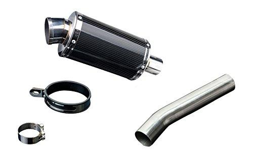 KLZ1000 2010-2014 225mm CARBON RACE SILENCER KIT EXHAUST